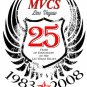 MVCS 25TH Anniversary Tshirt (white) (must pick up at the school, no shipping available).