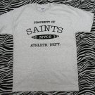 Property Of Saints Athletic Department T-shirt