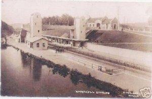 Hopatcong Railroad Station - Landing NJ - circa 1900