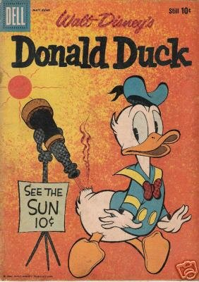 Walt Disney's Donald Duck #71 (May-June 1960)