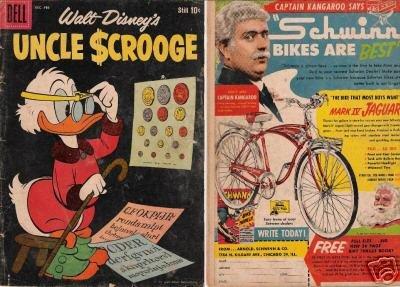 Walt Disney's Uncle Scrooge #28 (Dec-Feb 1960)