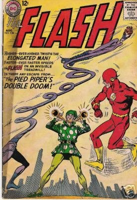 The Flash #138 (Aug 1963)