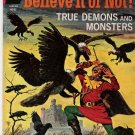Ripley's Believe it or not #10 (Aug 1968)