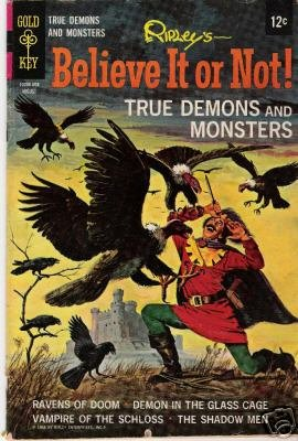 Ripley's Believe it or not #10 (Aug 1968)