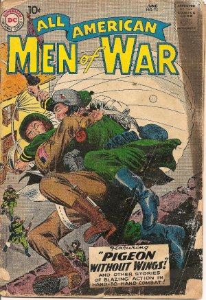 All American Men of War #70 (June 1958)
