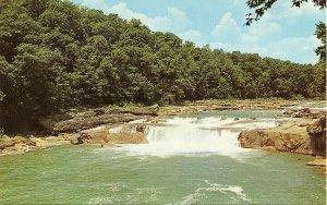 Ohiopyle Falls - Youghiogheny River - Ohiopyle, PA