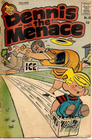 Dennis the Menace #68 (Sept 1963)