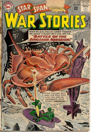 Star Spangled War Stories #107 (Feb-Mar 1963)