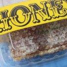 """Honey Comb ~2.5x4"""" Honeycomb PURE Raw NY Wildflower"""