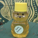 Mini Plastic Honey Bears Favor Gift Bottle 2oz