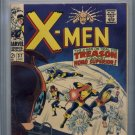X-men # 37 CGC Graded 6.5 1967