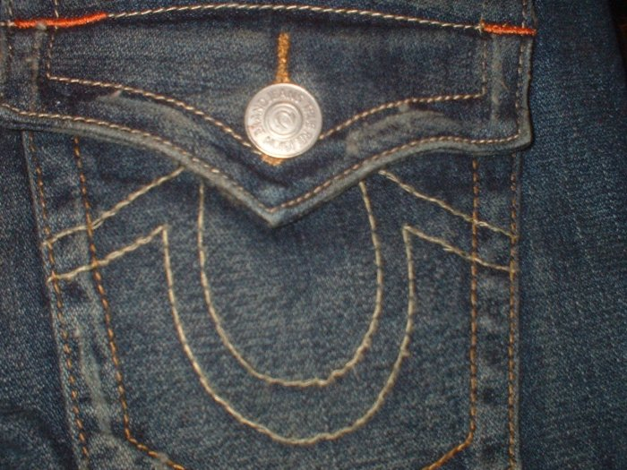 True Religion Twisted Flare sz. 30