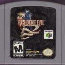 Nintendo 64 Resident Evil 2 Game