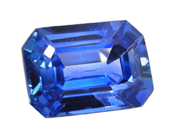 SOLD 0.52 ct. Sapphire, VVS, Rich Royal Blue, Emerald Faceted Natural Gemstone, Ceylon