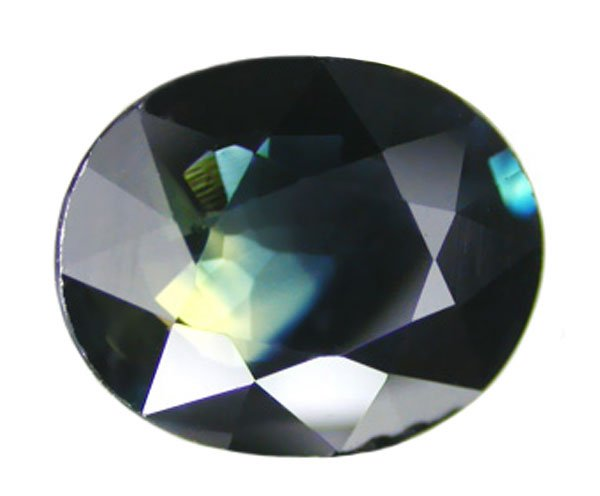 1.92 ct. Sapphire, VVS Bi-Color, Oval Facet, Ceylon