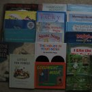 Lot of 18 Hardcover  Books Goodnight Moon - Rainbow Fish Children's Picture Books