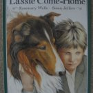 Lassie Come Home Rosemary Wells Susan Jeffers Lush Illustrations