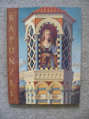 Rapunzel CALDECOTT 1st Edition Paul O. Zelinsky (1997)