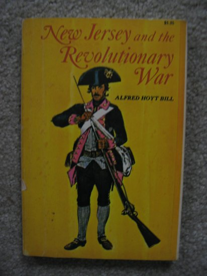New Jersey and the Revolutionary War NJ Historical V 11 American Revolution