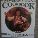 Newman's Own Cookbook by A. E. Hotchner, Paul Newman