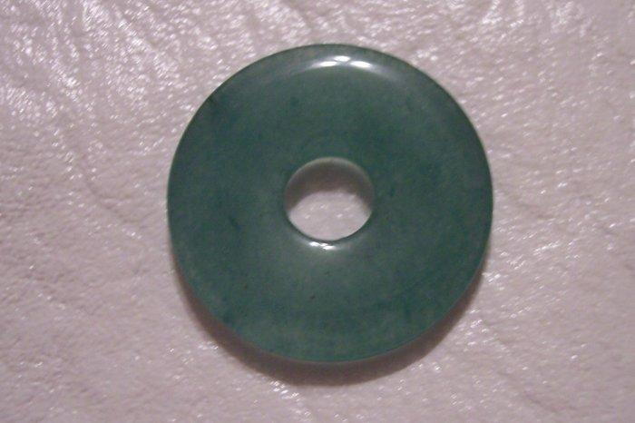 AVENTURINE Donut Bead 25mm