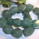 AVENTURINE (green) Faceted LARGE Nuggets
