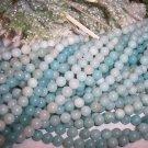 AMAZONITE 6mm Round Beads