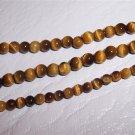 """TIGER EYE 16"""" strand 2-4mm Beads"""