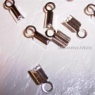 CORD END FASTENERS Sterling Silver q.4