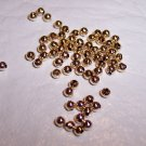 5mm Round Beads GOLD PLATED q.10