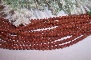 GORGEOUS! Goldstone!! 4mm Round Beads