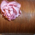 LEATHER CORD 1mm BRONZE 5 yards