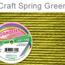 "SOFT FLEX EconoFlex Beading Wire 010"" 30 Ft  SPRING GREEN"