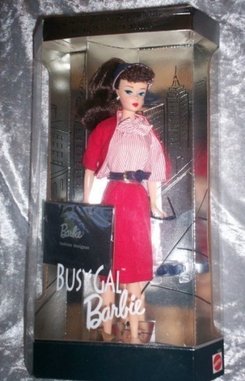 BUSY GAL BARBIE LIMITED EDITION REPRODUCTION
