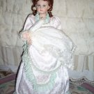 "VICTORIAN 26"" ELIZABETH AND BABY BETSY~COURT OF DOLLS"