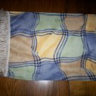 NEW MOD DESIGN TABLE RUNNER WITH FRINGE