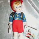 "MADAME ALEXANDER 8"" DOLL ~ 1981 HANSEL # 453"