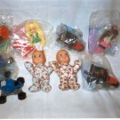 1993 TOTALLY TOY HOLIDAY HAPPY MEAL TOYS
