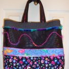 SCREEN PLAY FUN TOTE BAG OR HANDBAG~MADE BY DONNA'S CORNER