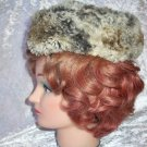 LAMB'S WOOL FURRY HAT-GREAT FOR COLD WEATHER ~GOOD CONDITION