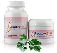 Breast Actives 4+2 mo supply - Enhance your Breasts Naturally (Buy 4 bottles get 2 free - Save $120)