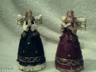 """Twin Angels In Prayer"""