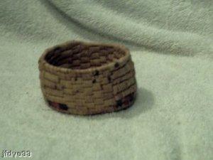 Single small flower Basket
