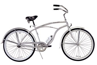 "26""Beach Crusier Bike"