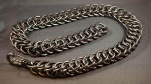 14 gauge Titanium Wallet Chain VERY UNIQUE Grade 5 6Al 4V