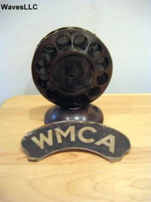 Early Western Electric Microphone