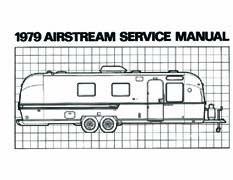 1979 Airstream Factory Service Manual