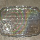Yorktown Snack Set by Federal Glass Company