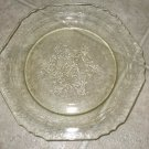 Florentine Depression Glass Plates Poppy No 1