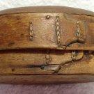 Vintage Norwegian Tine Box dated 1859